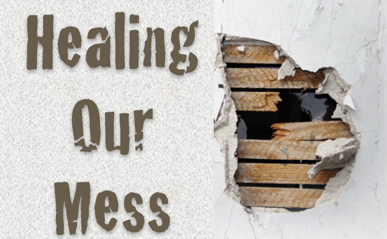 Healing Our Mess